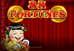 88 Fortunes Pokie Logo