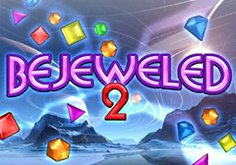 Bejeweled 2 Pokie Logo