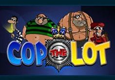 Cop The Lot Pokie Logo