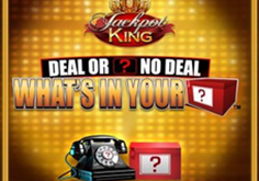 Deal Or No Deal Whats In Your Box Pokie Logo
