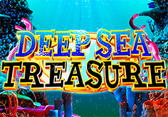Deep Sea Treasure Pokie Logo