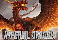 Imperial Dragon Pokie Logo