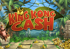 King Kong Cash Pokie Logo