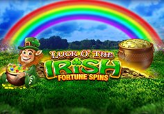 Luck O 8217 The Irish Fortune Spins Pokie Logo