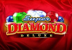 Super Diamond Deluxe Pokie Logo