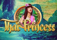 Thai Princess Pokie Logo