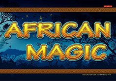 African Magic Pokie Logo