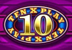 10x Play Pokie Logo