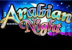 Arabian Night Pokie Logo