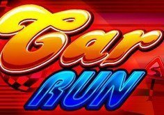 Car Run Pokie Logo