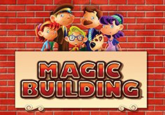 Magic Building Pokie Logo