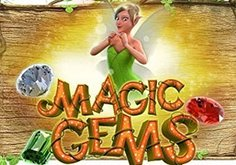 Magic Gems Pokie Logo