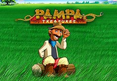 Pampa Treasures Pokie Logo