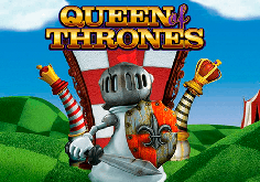 Queen Of Thrones Pokie Logo