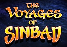 The Voyages Of Sinbad Pokie Logo