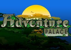 Adventure Palace Pokie Logo