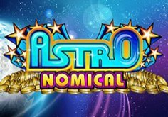 Astronomical Pokie Logo