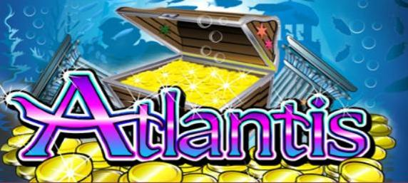 Atlantis Pokie Logo