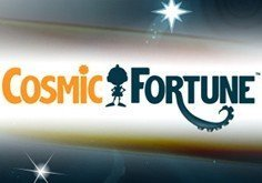 Cosmic Fortune Pokie Logo
