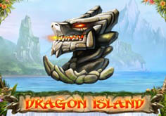 Dragon Island Pokie Logo