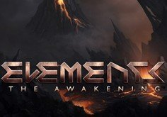 Elements 8211 The Awakening Pokie Logo