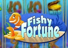 Fishy Fortune Pokie Logo