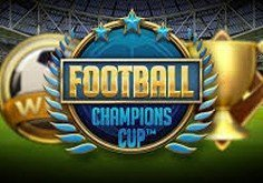Football Champions Cup Pokie Logo