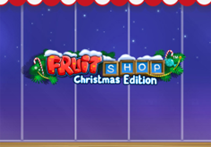 Fruit Shop Christmas Edition Pokie Logo