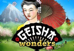 Geisha Wonders Pokie Logo
