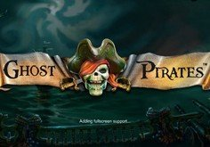 Ghost Pirates Pokie Logo