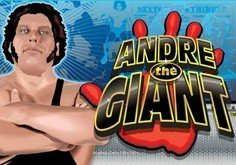 Andre The Giant Pokie Logo