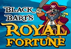 Black Bart 8217s Royal Fortune Pokie Logo