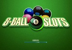 8 Ball Pokie Logo