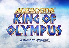 Age Of The Gods King Of Olympus Pokie Logo