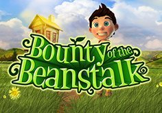 Bounty Of The Beanstalk Pokie Logo