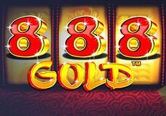 888 Gold Pokie Logo