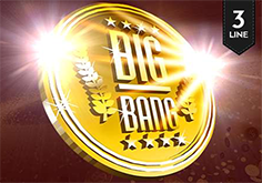 Big Bang 3 Lines Pokie Logo