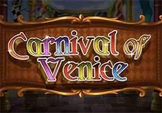 Carnival Of Venice Pokie Logo