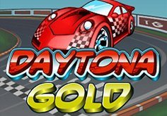 Daytona Gold Pokie Logo