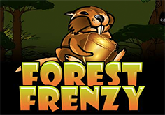 Forest Frenzy Pokie Logo