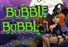 Bubble Bubble Pokie Logo