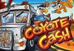 Coyote Cash Pokie Logo