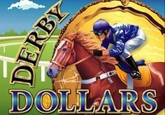 Derby Dollars Pokie Logo