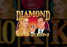 Diamond Dozen Pokie Logo
