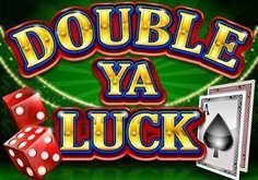 Double Ya Luck Pokie Logo