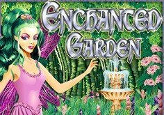 Enchanted Garden Pokie Logo