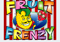 Fruit Frenzy Pokie Logo