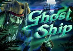 Ghost Ship Pokie Logo