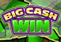Big Cash Win Pokie Logo