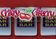 Crazy Cherry Pokie Logo